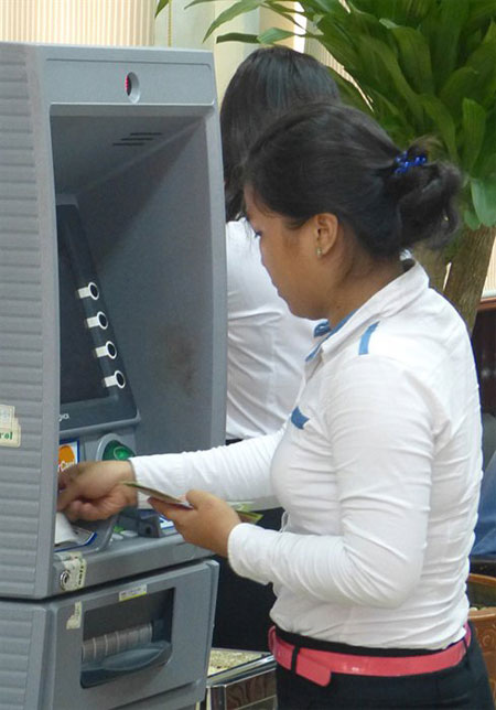 banking service quality in vietnam a Overview « » context as well as pilot market linkage service a project will improve the quality and quantity of vietnam's health professionals at the.