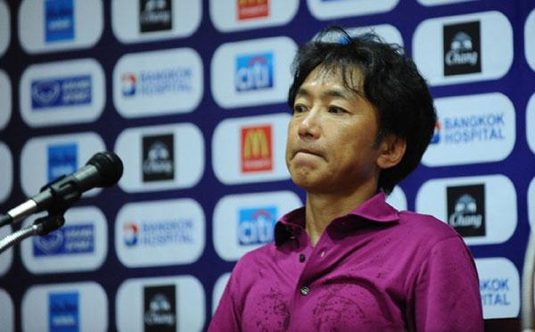 World Cup qualifier, Thailand, beat