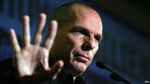 Greece 'cannot afford IMF repayment' in June - minister
