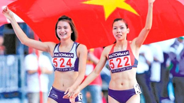 SEA Games 2015, Vietnamese athletics, Vu Thi Huong