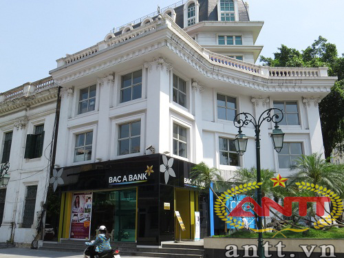 trang tien street, trang tien plaza, the most expensive land in hanoi