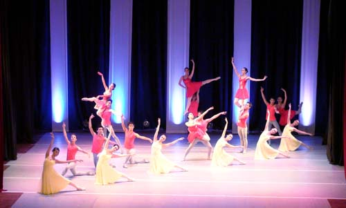Summer Melody – An evening concert and ballet in Hanoi