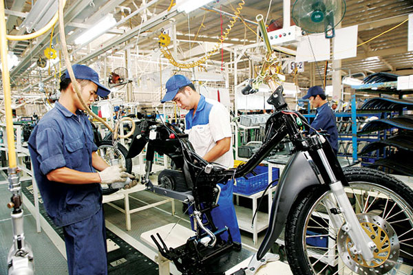 Japanese enterprises, investment, Dong Van Industrial Park