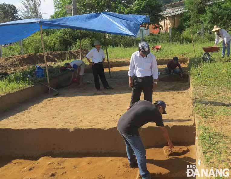 Sa Huynh Culture, Khue Bac communal house, da nang, ngu hanh son