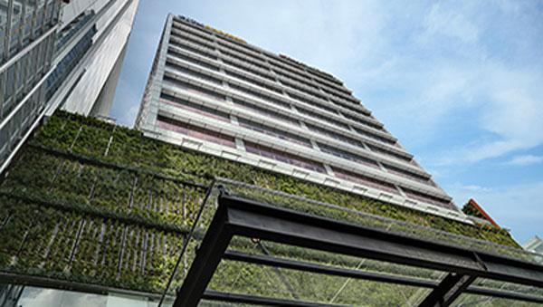 Green buildings, environmental benefits, green solutions