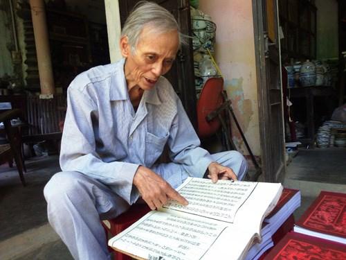 researcher Ho Tan Phan, ancient documents on hoang sa, truong sa