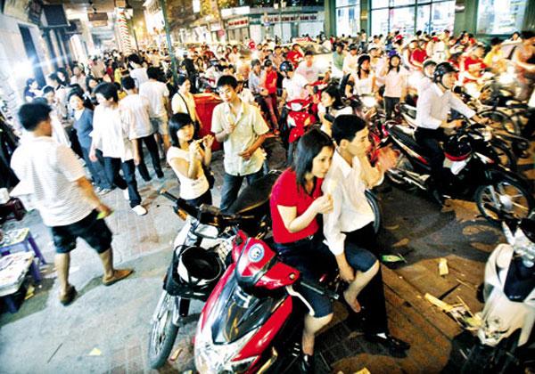 Prime land near Hoan Kiem Lake yields tepid retail sales