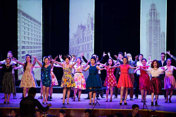 Excerpts from famous Broadway musicals to be performed in HCM City