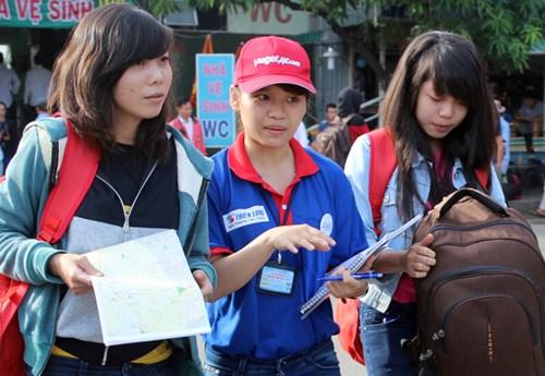 Vietnam, pedagogy school, future teachers