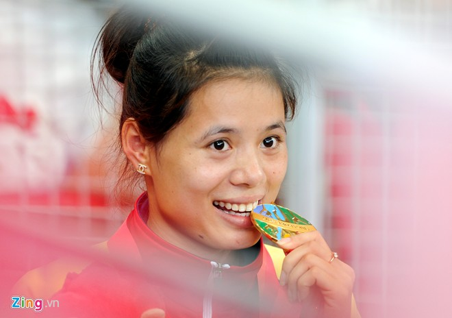 Huyen Phuoc Long Vietnam  city photo : Le Trong Hinh became the king of speed of Vietnam after winning a gold ...