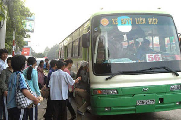 HCM City to put CCTV in buses