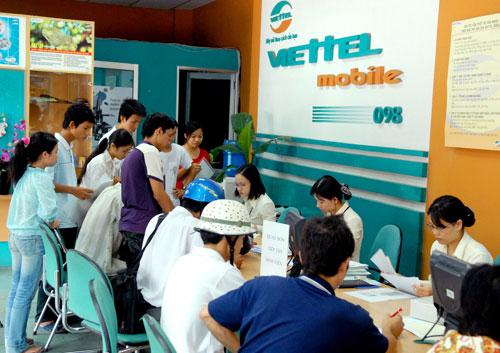 Viettel dominates domestic telecom market