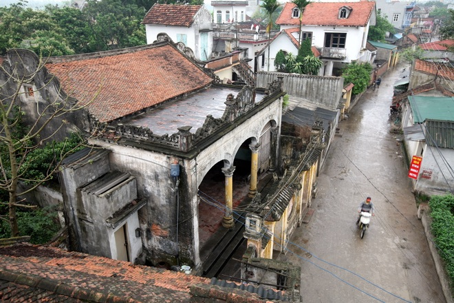 The three ancient villages in Hanoi's suburbs
