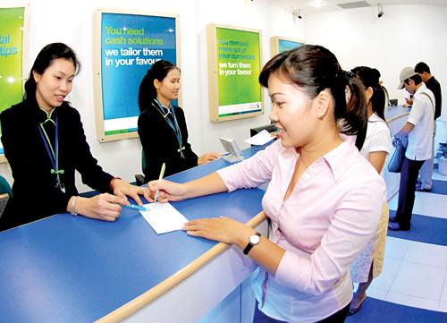 Foreign banks enter Vietnam