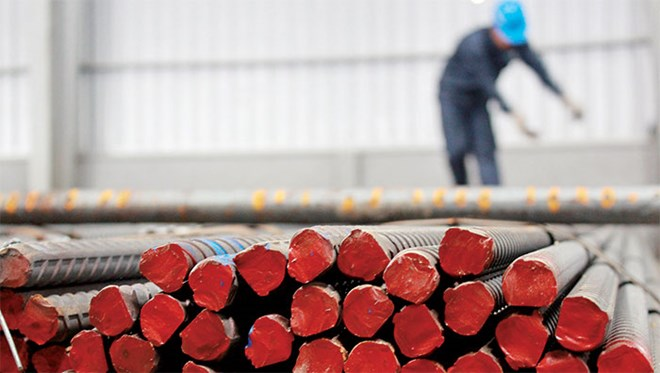 Chinese steel imports crowd out domestically made product