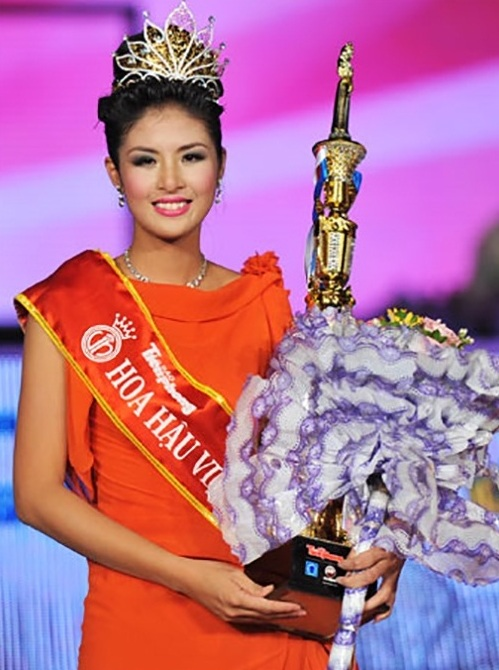 The 14 beauty queens of Vietnam
