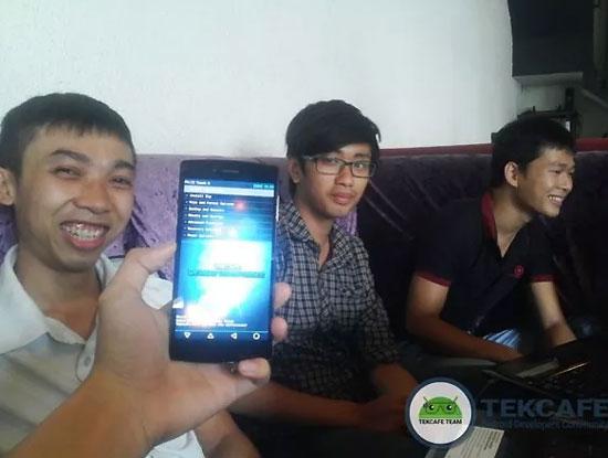 Vietnam, BKAV, BPhone, security