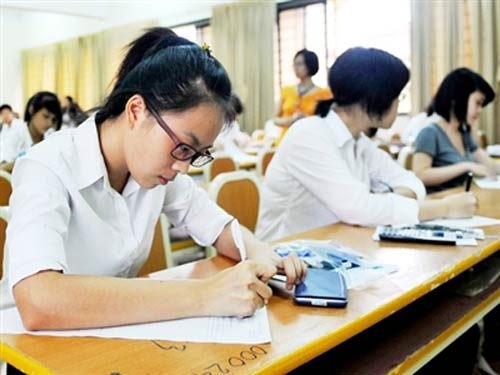 One million students sit for national exams
