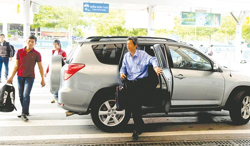 Car-sharing service forecast to thrive in HCM City