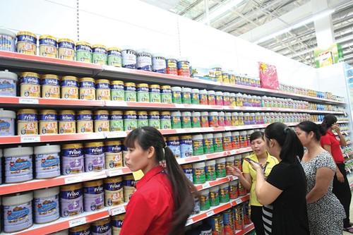 Ceiling price causes dip in sales of formula milk