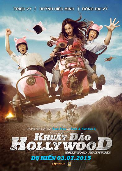 11 movies to be screened in Vietnam this month