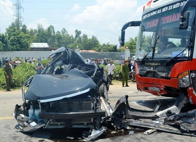Fewer road accident deaths in VN in H1