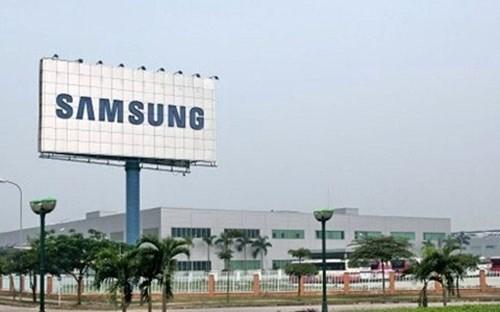Vietnam, Samsung, supporting industries, MOIT
