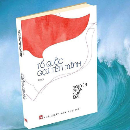 Overseas Vietnamese poet Que Mai's book launched in VN