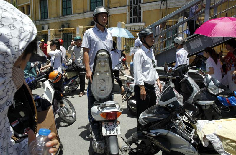 Vietnam experiences three unprecedented heat waves this year