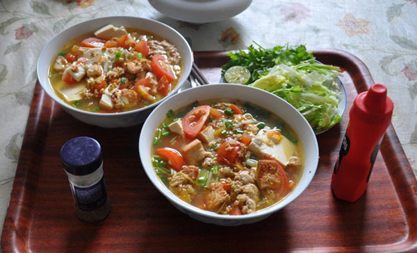 Hanoi, dishes, strange dish