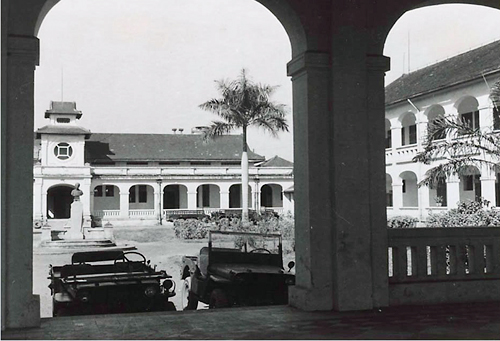 Four schools recognized as Saigon relics, le hong phong, minh khai, marie curie, hong bang