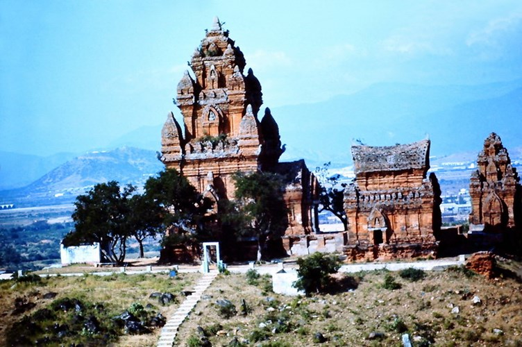 Rare photos of Phan Rang - Thap Cham in 1971