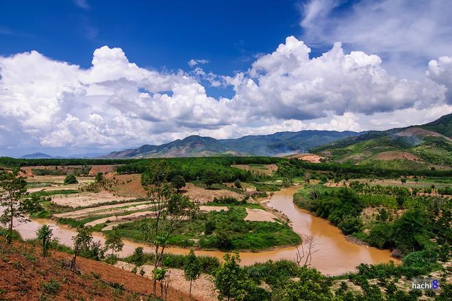 The beauty of Kon Tum via famous sites