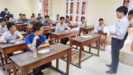 Vietnam, high school finals, education reform, MOET