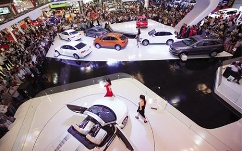 International motor show in Hanoi for mid-October