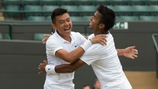 Five miracles by Wimbledon boys' doubles champion Ly Hoang Nam