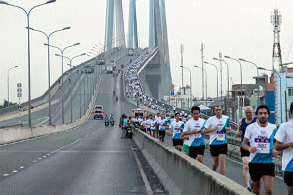 Jogging for fun, for health and to help others