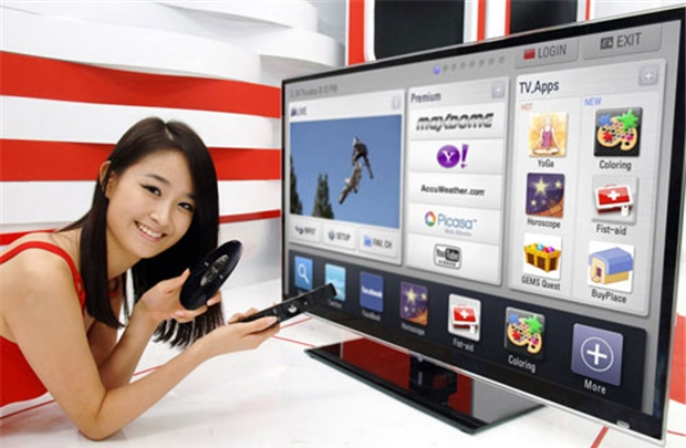 Private televisions redrawing TV market - News VietNamNet