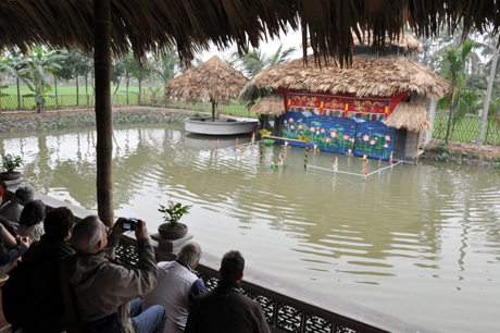 community tourism, yen duc village
