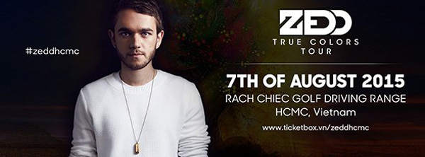 World popular DJ Zedd hits Vietnam on Asian tour - Vietnam Daily News