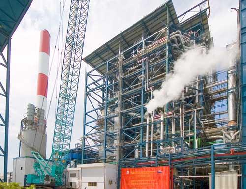 Vietnam, thermopower plant, coal plant, Mekong River Delta, MOIT