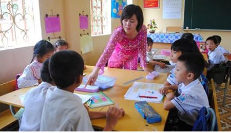 Vietnam, VNEN, Dai Tu School, self-management council
