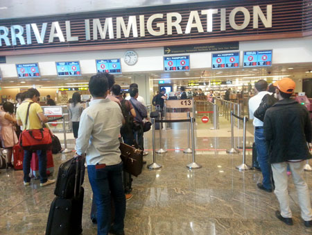 Many Vietnamese women denied entry to Singapore