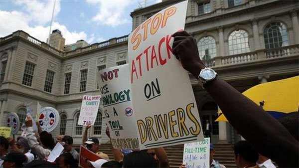 New York backs down in Uber fight