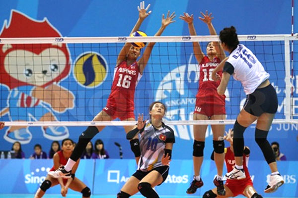 Vietnam prepare for title defence