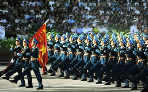 National Day celebrations for Hanoi