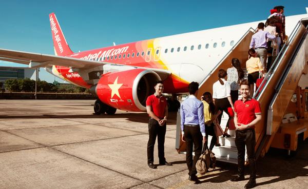 Vietjet offers daily flights for HCM City - Chu Lai route