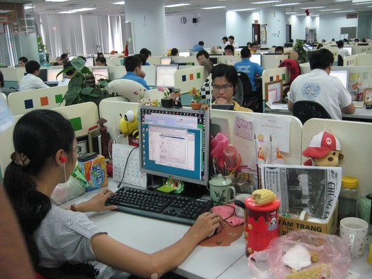 Vietnam, ITO, IT power, MIC