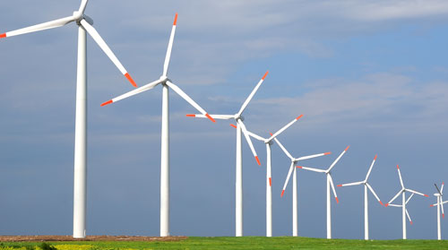 $3.2 bln wind power plant to be built in Ca Mau