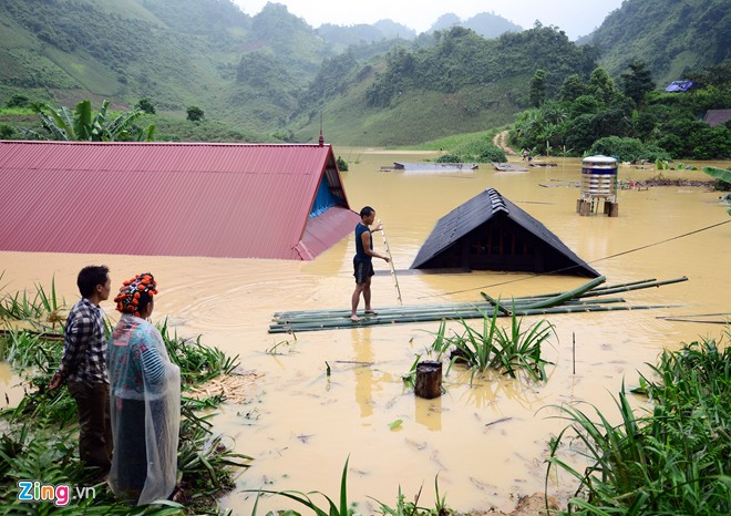 Territorial rains and floods: Natural or human disaster?